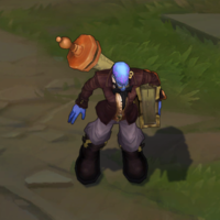 Professor Ryze skin screenshot