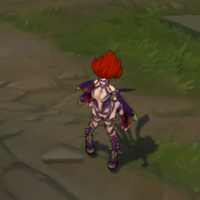 Masquerade Evelynn skin screenshot