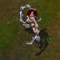 Kitty Cat Katarina skin screenshot