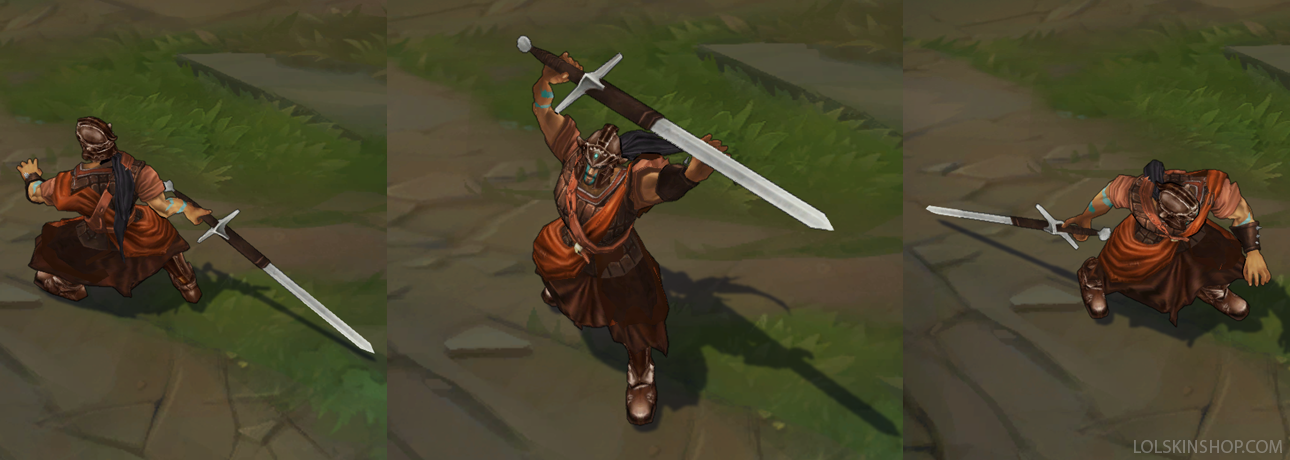 Highland Tryndamere - LeagueSales