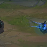 Haunted Maokai skin screenshot