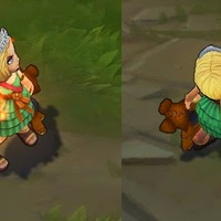 Prom Queen Annie skin screenshot