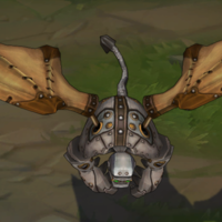 Hextech Galio skin screenshot