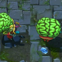 Alien Invader Heimerdinger skin screenshot