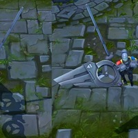 Riot Kayle skin screenshot