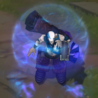 Tribal Ryze skin screenshot