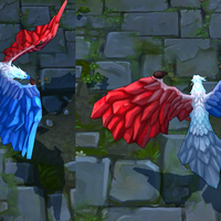 Team Spirit Anivia skin screenshot
