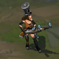 Sheriff Caitlyn skin screenshot