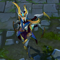 Victorious Elise skin screenshot