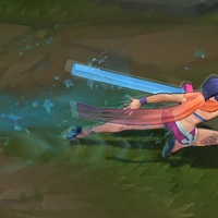 Pool Party Fiora skin screenshot