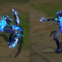 PROJECT: Ashe skin screenshot