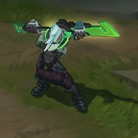 PROJECT: Ekko skin screenshot