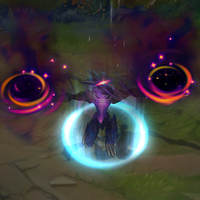 Dark Star Kha'Zix skin screenshot