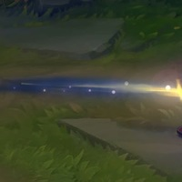 Cosmic Dusk Xayah skin screenshot