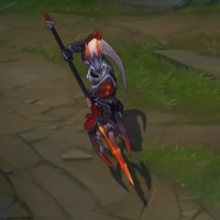 Dragonslayer Xin Zhao skin screenshot