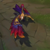 Festival Queen Anivia skin screenshot