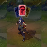 Blood Moon Twisted Fate skin screenshot