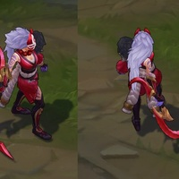 Blood Moon Diana skin screenshot