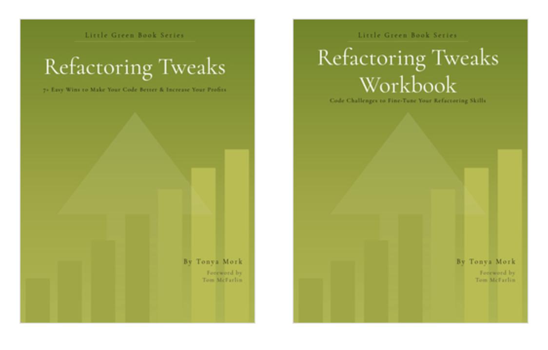 Refactoring Tweaks Bundle