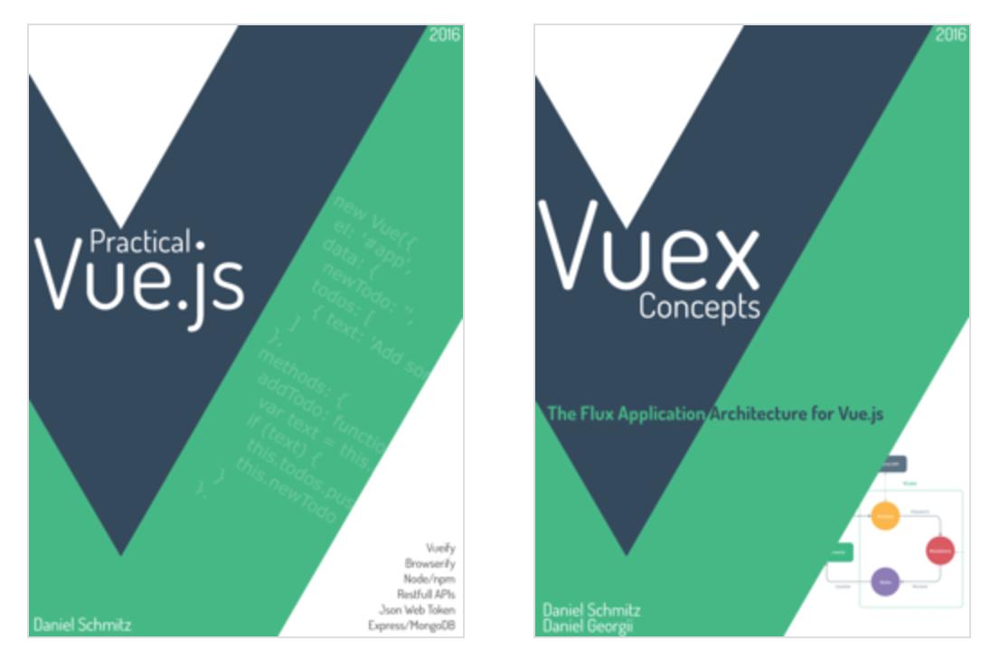 Vue.js + Vuex Bundle
