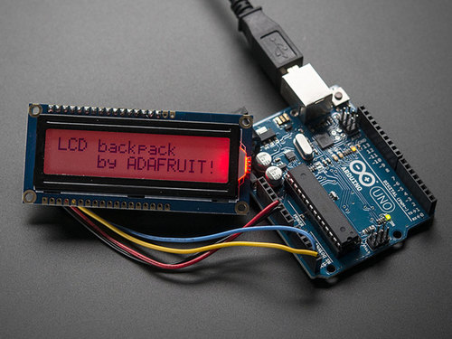 i2c/SPI LCD Backpack