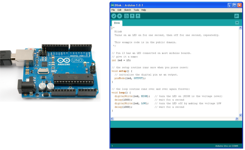 Arduino - TFTLibrary