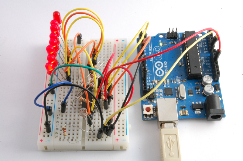 Can an Arduino Uno accept keyboard input without a