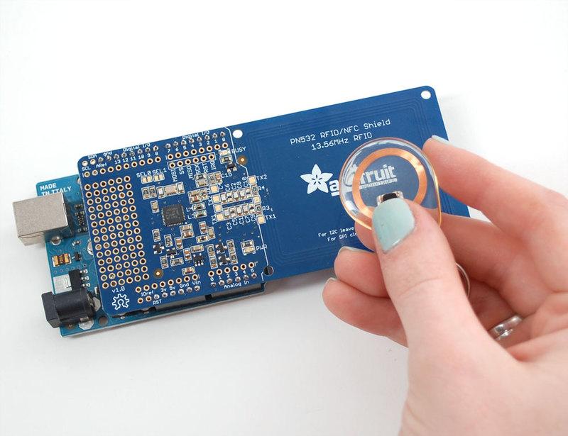 NFC Shield V10 - Wiki - Seeed Studio