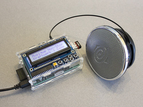 Raspberry Pi WiFi Radio