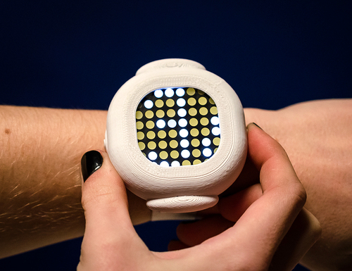 3D Printed Watch Body for the TIMESQUARE DIY Watch Kit