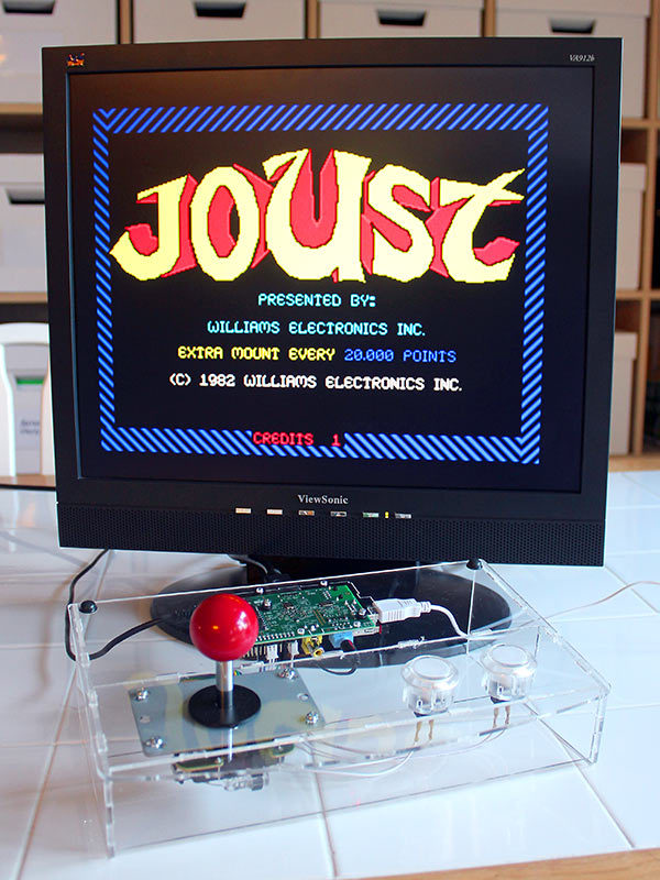 Arcade Cabinet Pack Assembly | Retro Gaming with Raspberry Pi ...