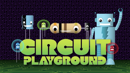 Circuit Playground - A is for Ampere