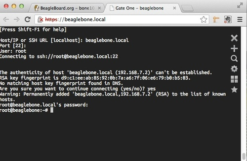 Setting up IO Python Library on BeagleBone Black