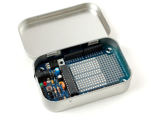 Adafruit MENTA Kit