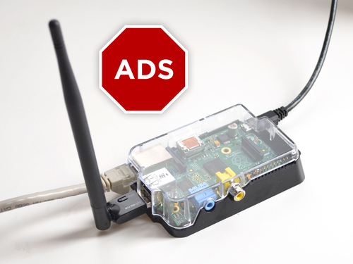 Raspberry Pi as an Ad Blocking Access Point