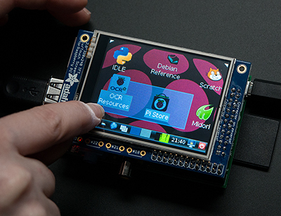 Adafruit PiTFT - 2.8