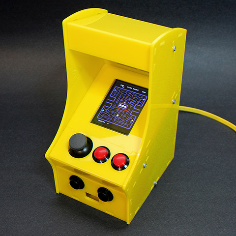 raspberry pi arcade cabinet overview cupcade the raspberry pi micro arcade cabinet 25060