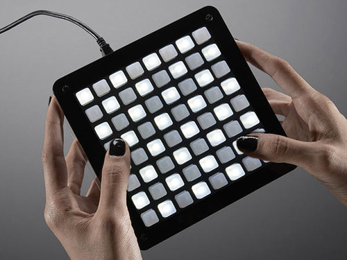UNTZtrument: a Trellis MIDI Instrument