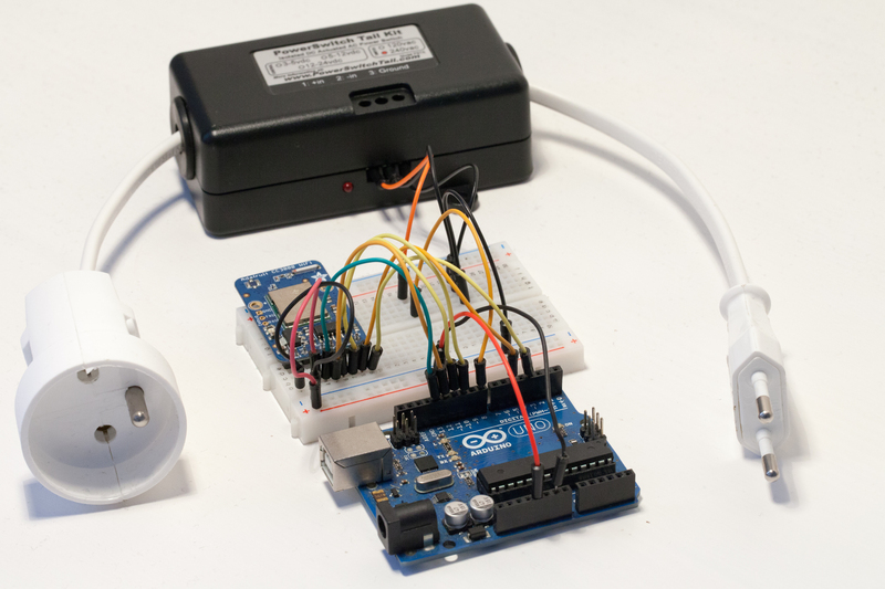 Wireless Relay Control Rboard Arduino Compatible