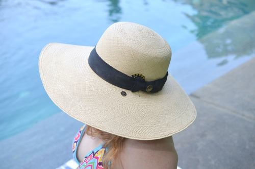 Sunscreen Reminder Hat
