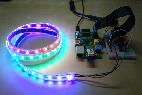 NeoPixels on Raspberry Pi
