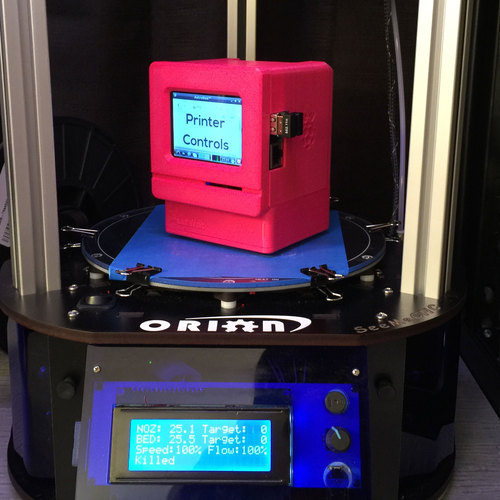 Orion Delta 3d Printer Black Id 2259 1