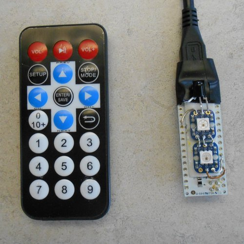 Create an Infrared Controlled Mouse with Arduino Micro, Leonardo, or Yun