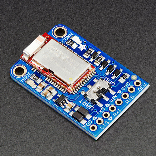 Introducing the Adafruit Bluefruit LE UART Friend