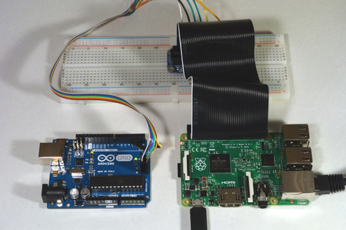 Program an AVR or Arduino Using Raspberry Pi GPIO