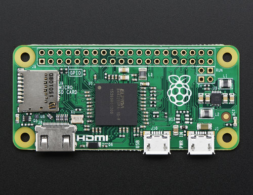 Introducing the Raspberry Pi Zero