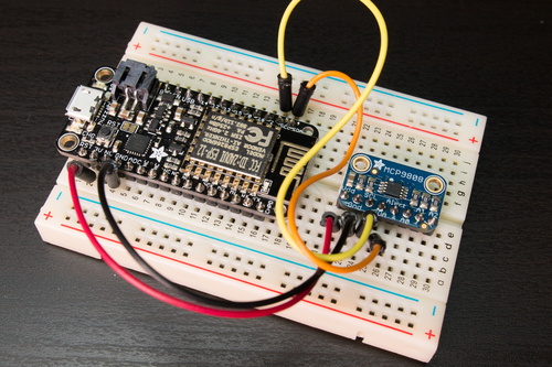 MicroPython Hardware: I2C Devices