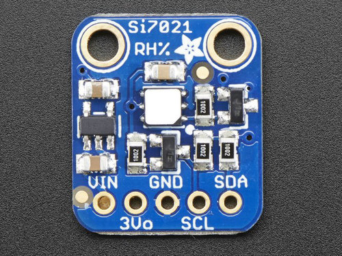 Adafruit Si7021 Temperature + Humidity Sensor