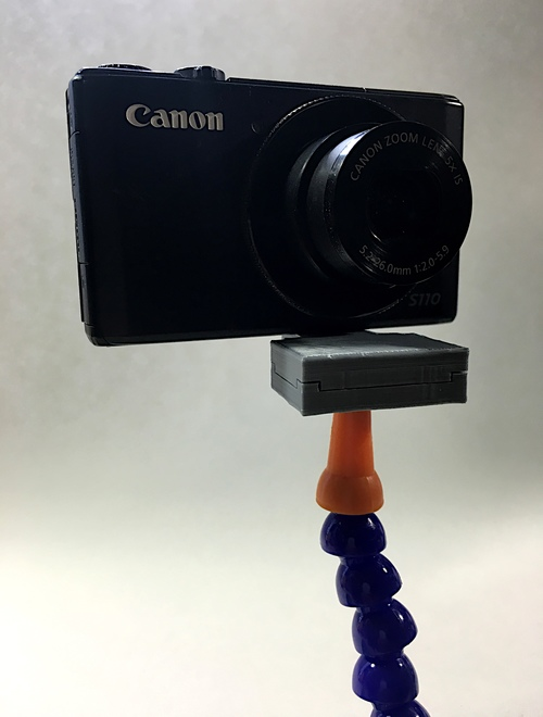 Camera Mount for Hobby Creek Arms