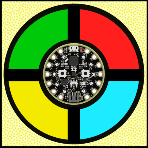 Circuit Playground Simple Simon